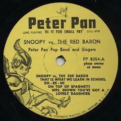 snoopys christmas lp variations - Snoopys Christmas Album