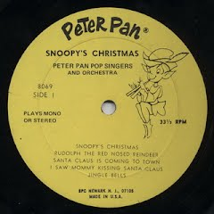 track listing snoopys christmasrudolph the red nosed reindeersanta claus is coming to towni saw mommy kissing santa clausjingle bellsthe night before - Snoopys Christmas Album