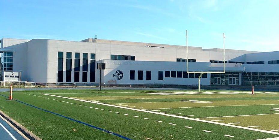 Freshman Academy Exterior