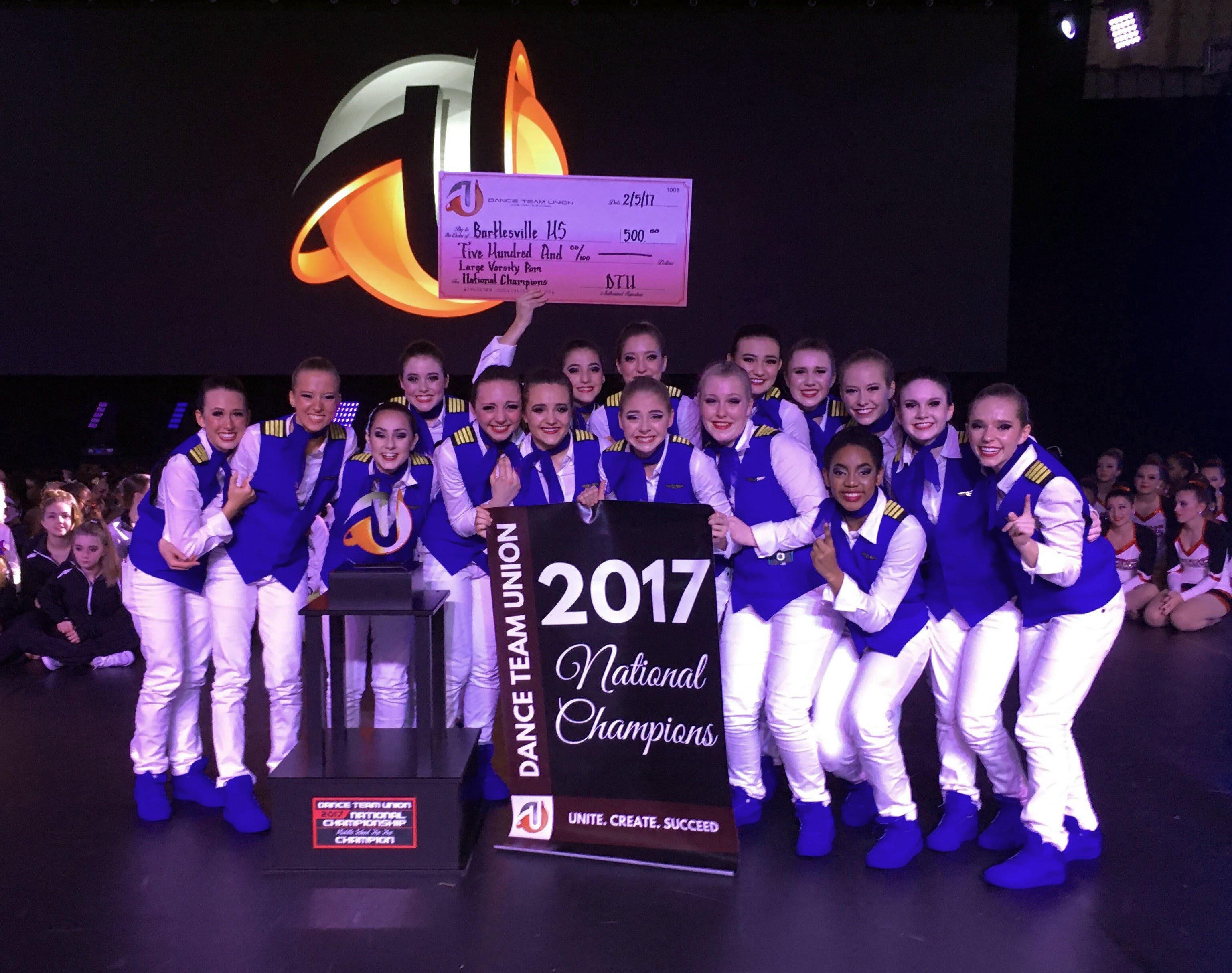Pom National Champions