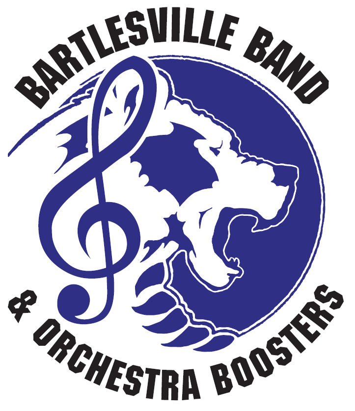 BHS Band and Orchestra Booster logo