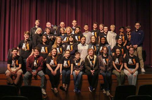 BHS State Science Fair Winners 2018