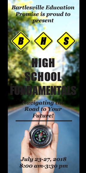 High School Fundamentals Brochure