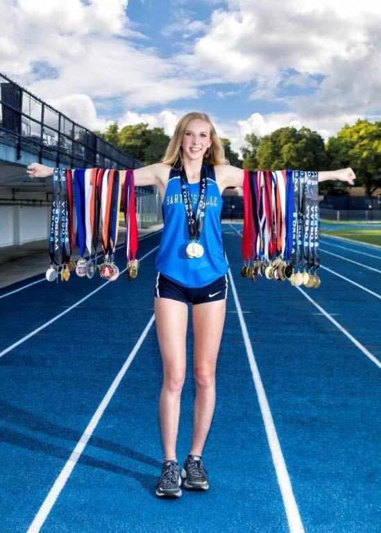 Rilee Rigdon's medals