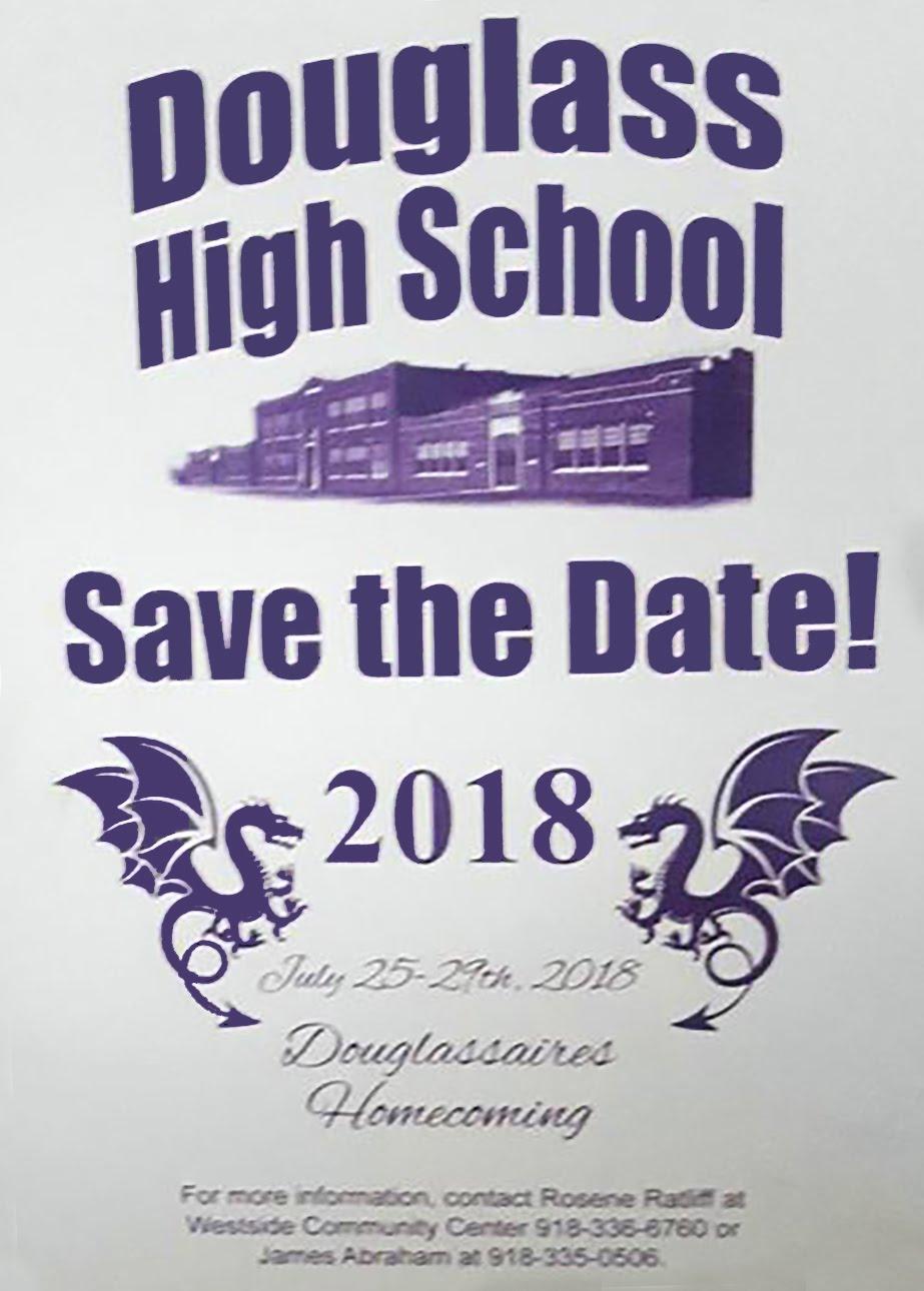Douglass High School Reunion 2018