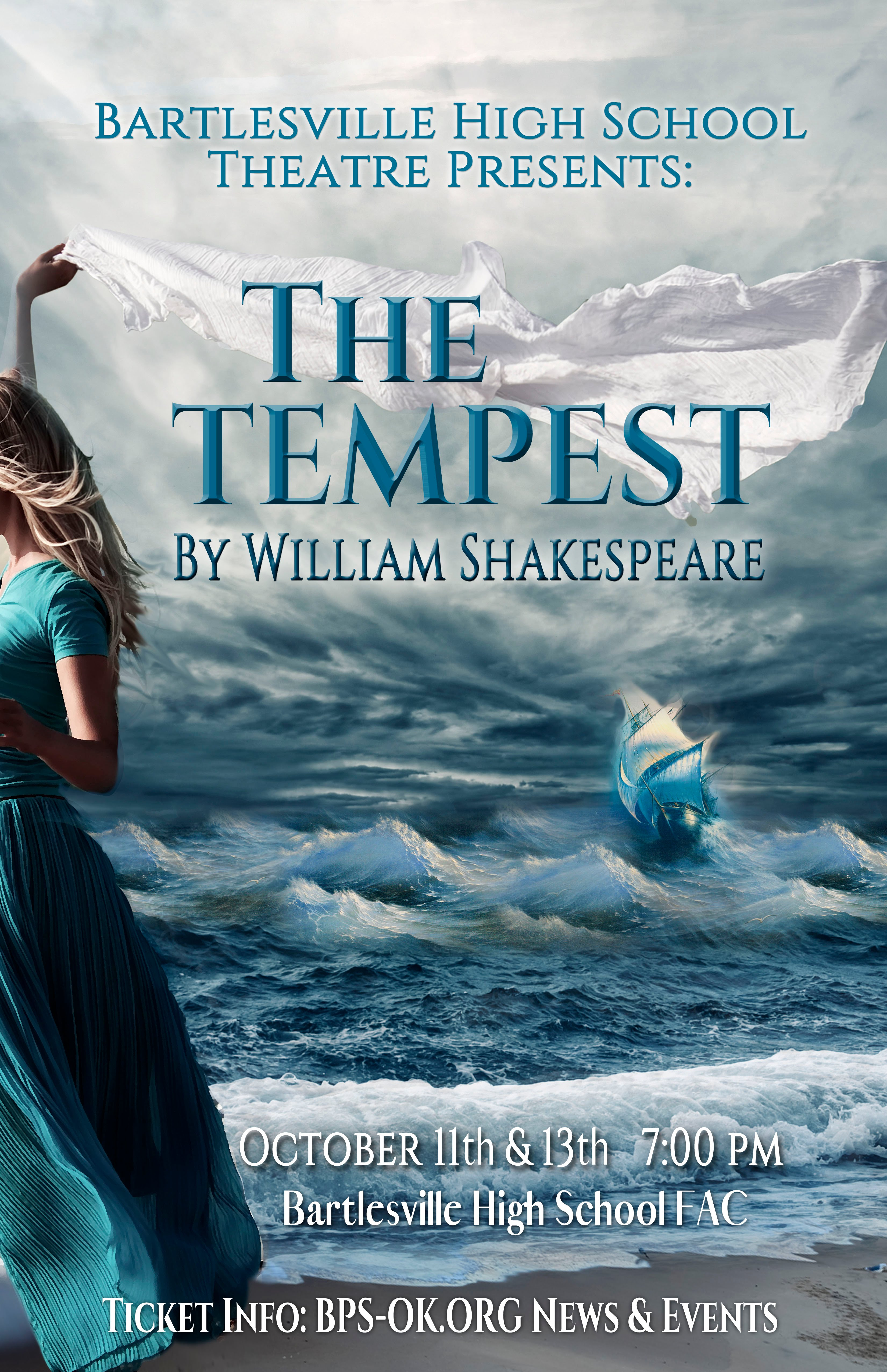 The Tempest Playbill