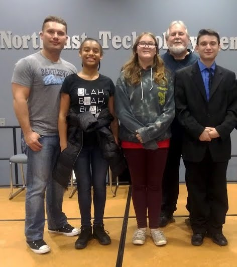 Students from BHS Business Dept. Win at Business Idea Competition