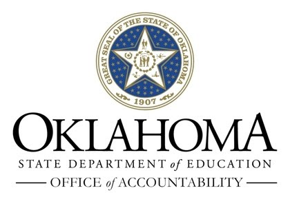 Oklahoma State Dept. of Education Office of Accountability Logo