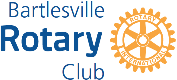 Bartlesville Rotary Club logo