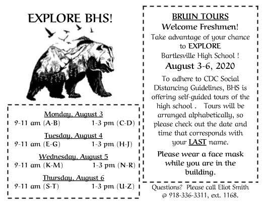 Bruin Camp Postcard
