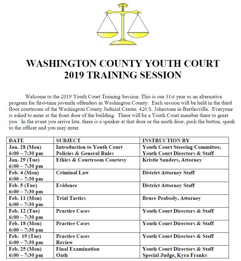 Youth Court