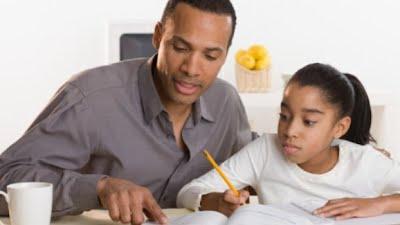 Involved parent