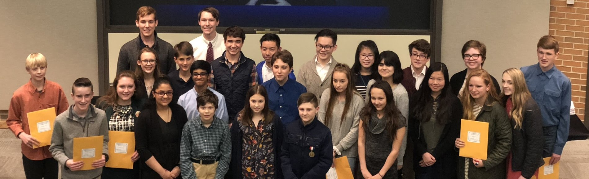 State Science Fair Attendees