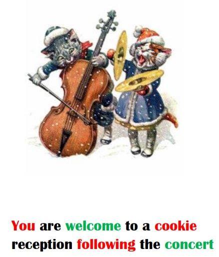 Cookies afterward