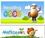 Reading Eggs/Math Seeds
