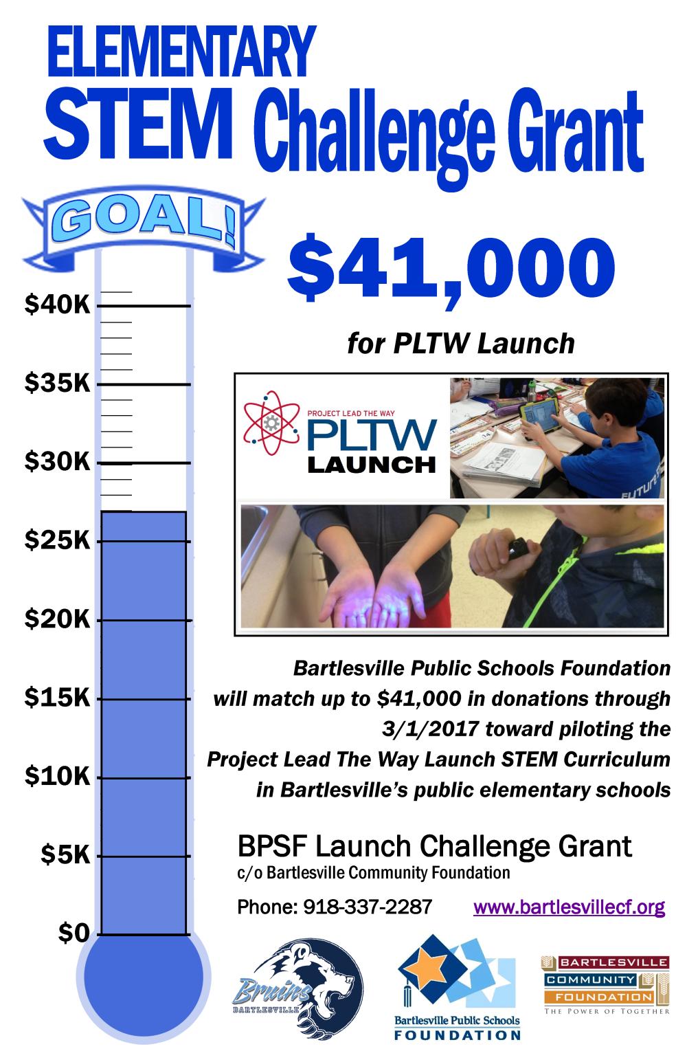BPSF Challenge Grant