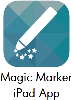 Magic Marker App for iPad