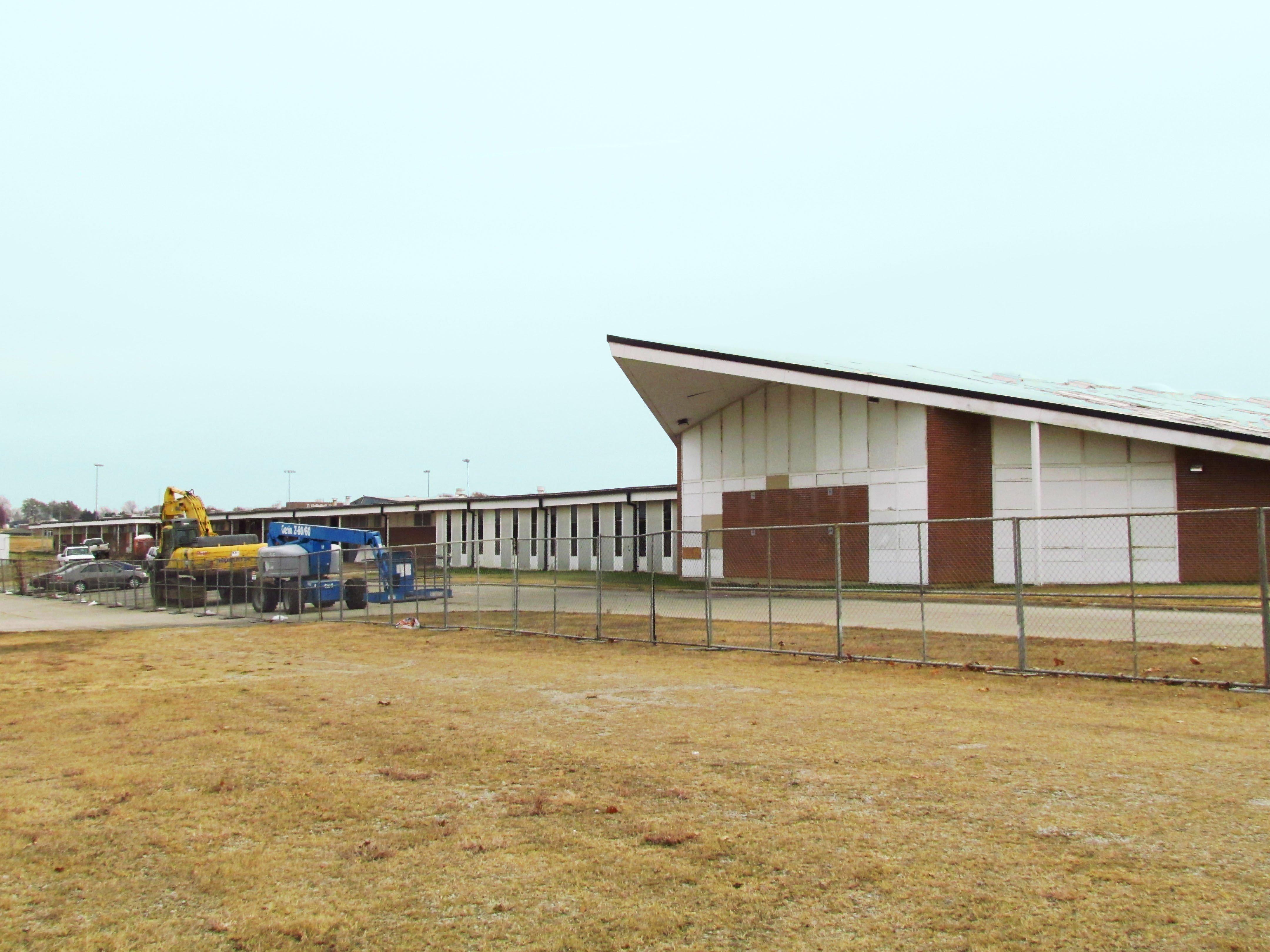 Original Madison is being demolished