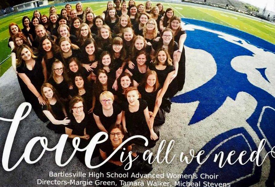 2016-2017 BHS Advanced Women's Choir