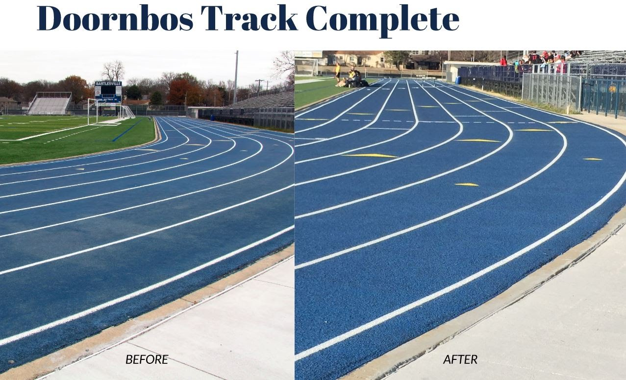 Doornbos Track