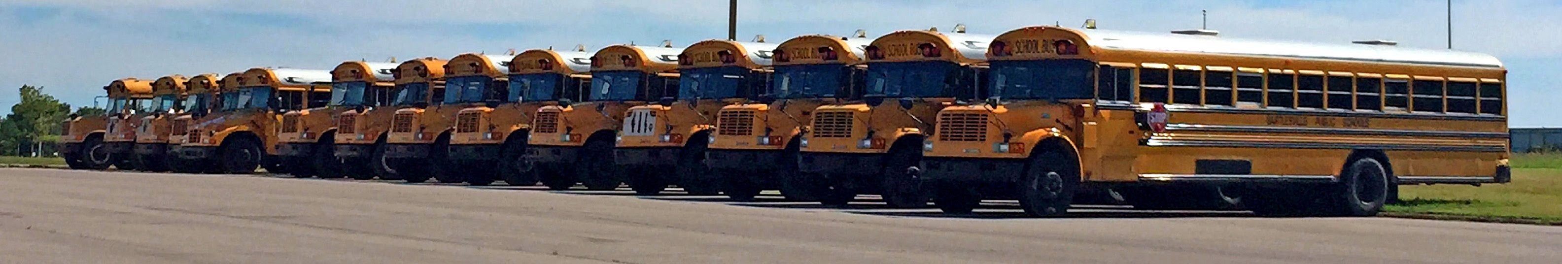 Surplus buses