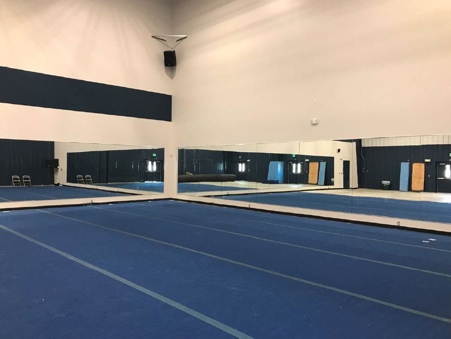 Cheerleading space in BAC