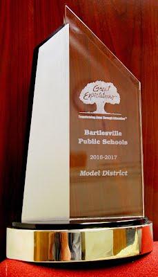 GE Model District Trophy