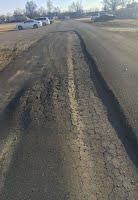 Damaged drive