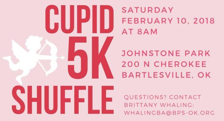 Wilson Cupid 5K