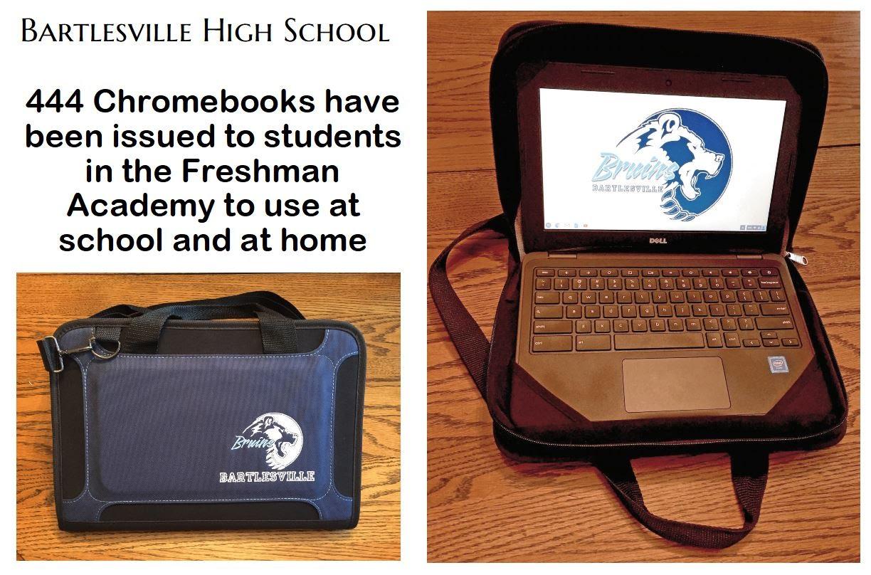 Freshman Academy Chromebooks