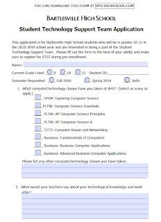 STST Application