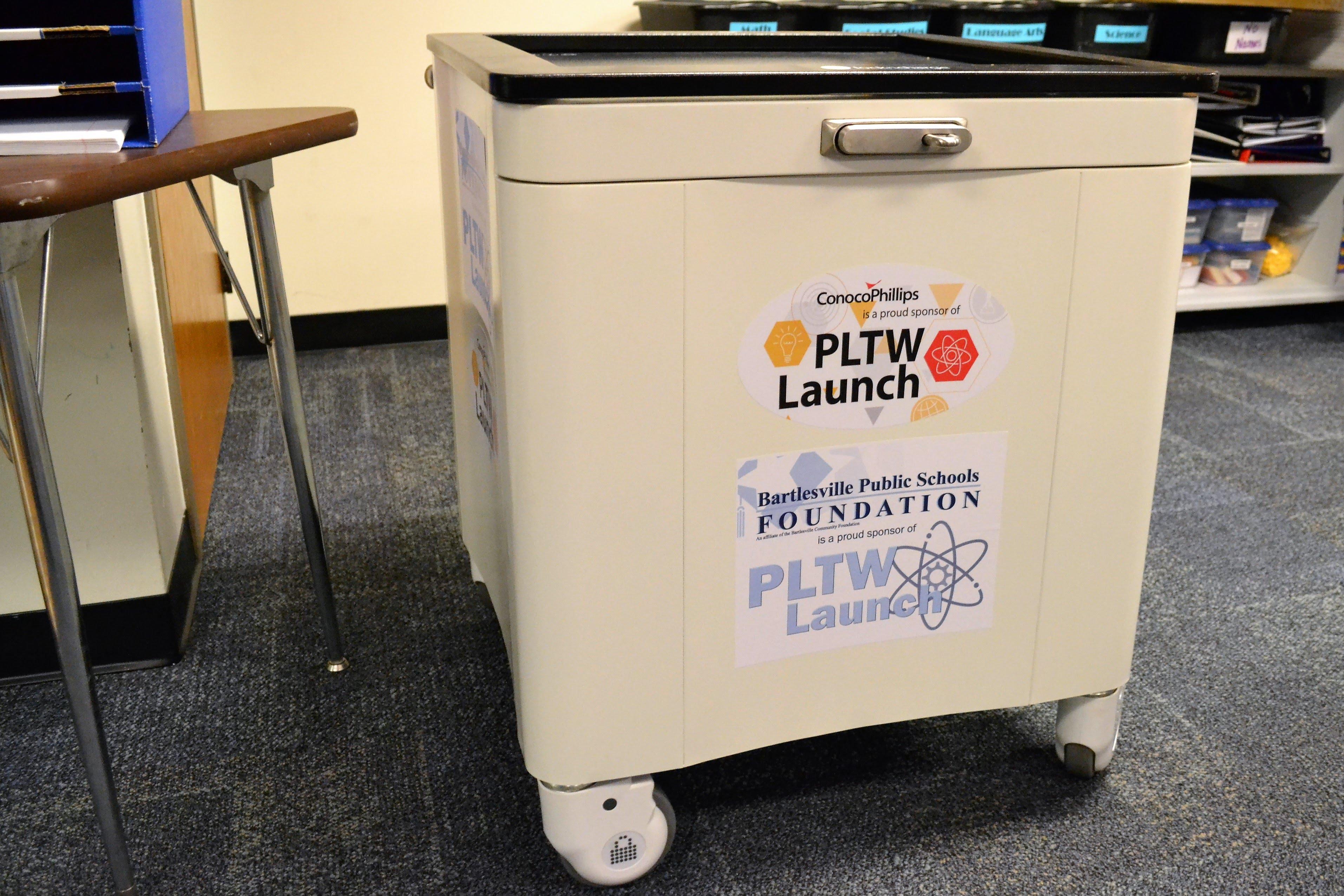 Launch iPad Cart