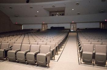 2017 Auditorium Seating