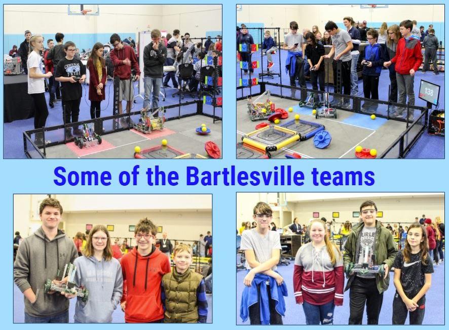 Bartlesville Teams
