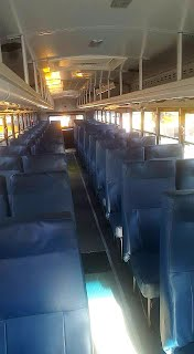 Activity Bus interior