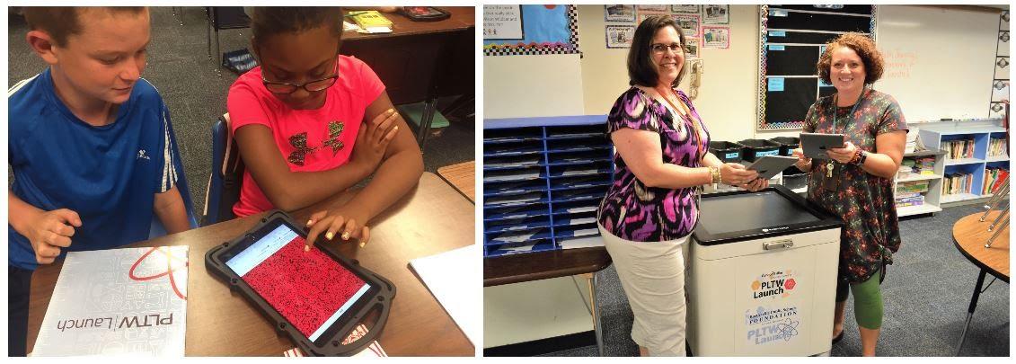 Elementary STEM iPads