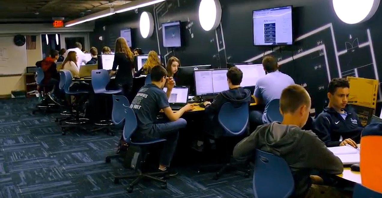 BHS P66 Innovation Lab
