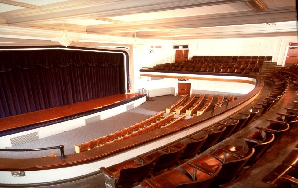 Central Auditorium after 1994 renovations