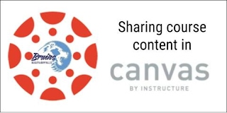 Sharing course content