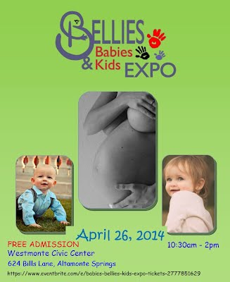 Bellies, Babies, & Kids Expo