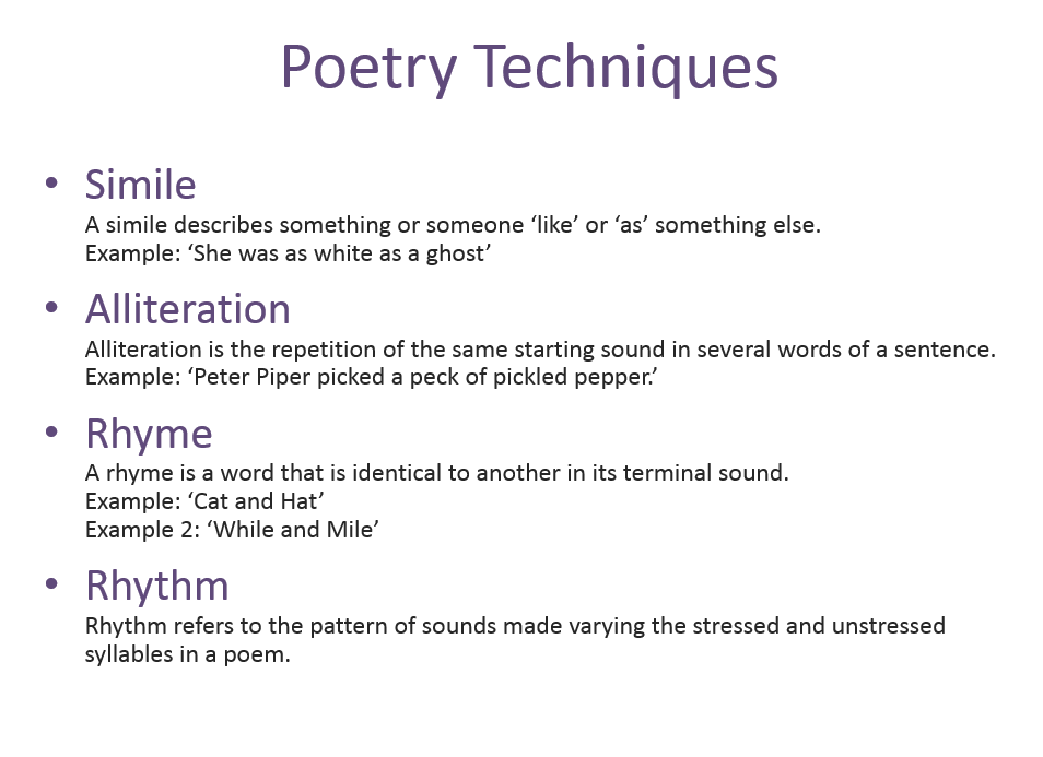 Lesson Two Narrative Poetry Bcpsyr62015