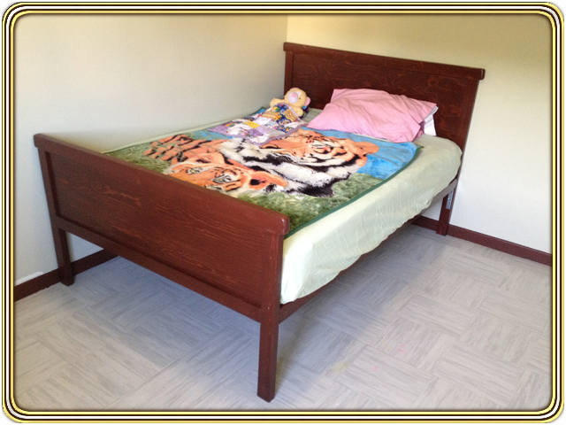 Trend Double Bed