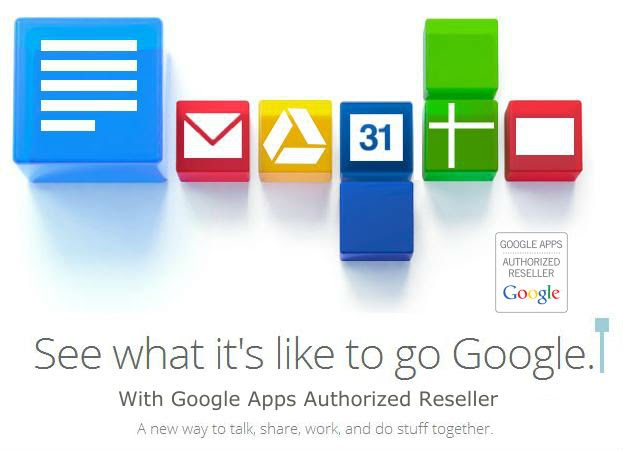 Google Apps Authorized Reseller-India