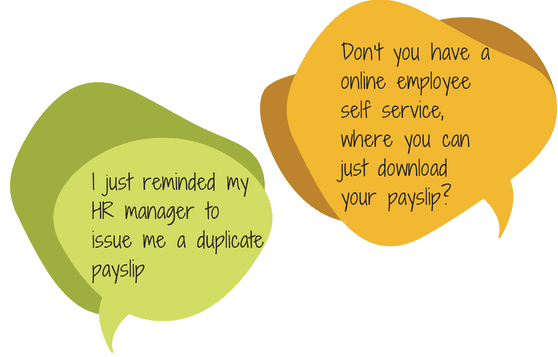 Online-Employee-Self-Service