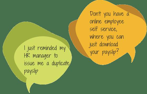 Online-Employee-Self-Service