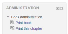 Moodle Administration Book