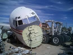 Roswell S Bizarre Aircraft Boneyard Lesnansky S Control