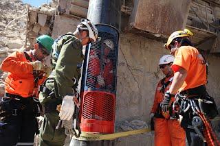 Chilean Mine Rescue - Lesnansky's Control Center