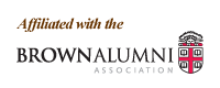 Affiliated with the Brown University Alumni Association
