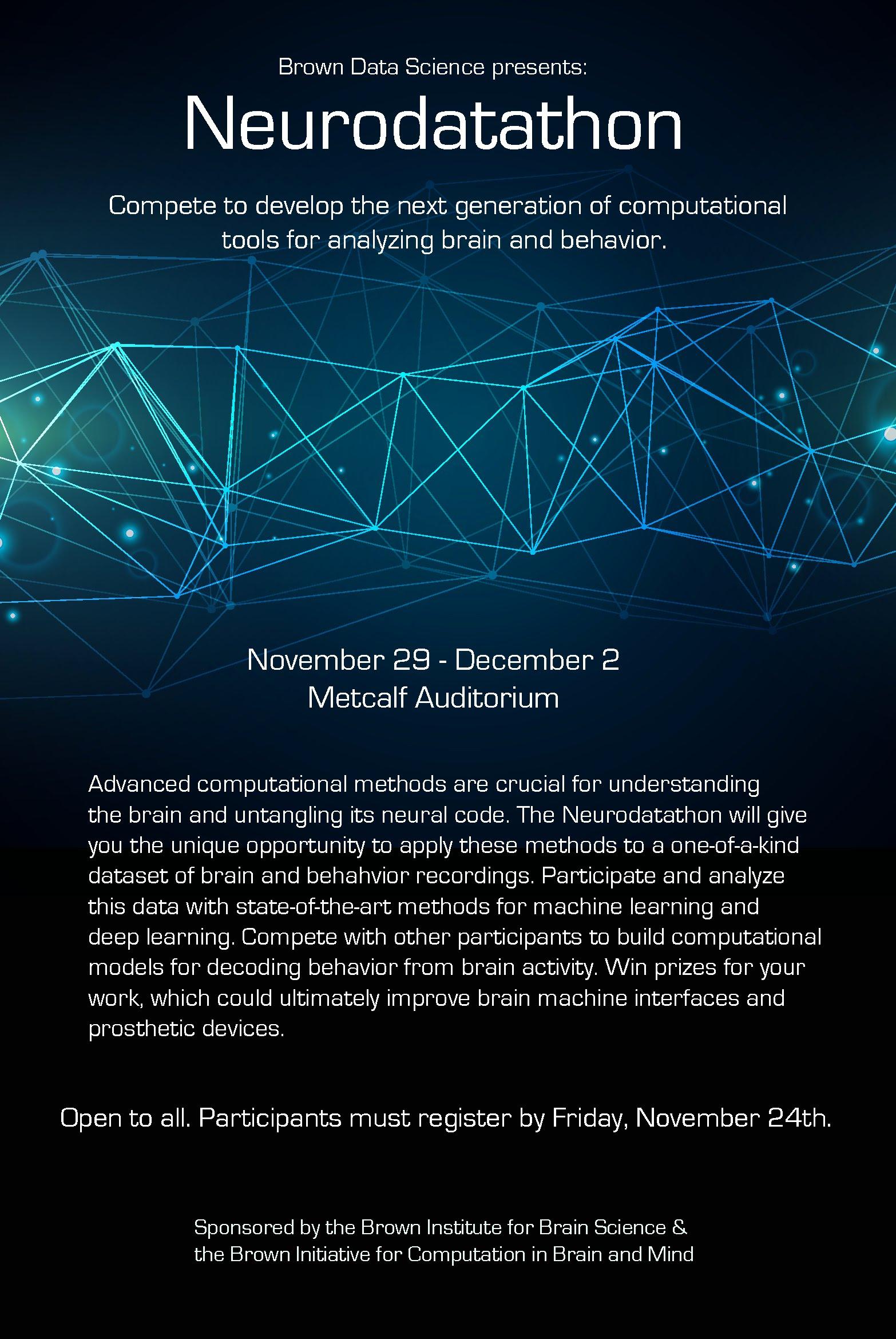 Neurodatathon Poster